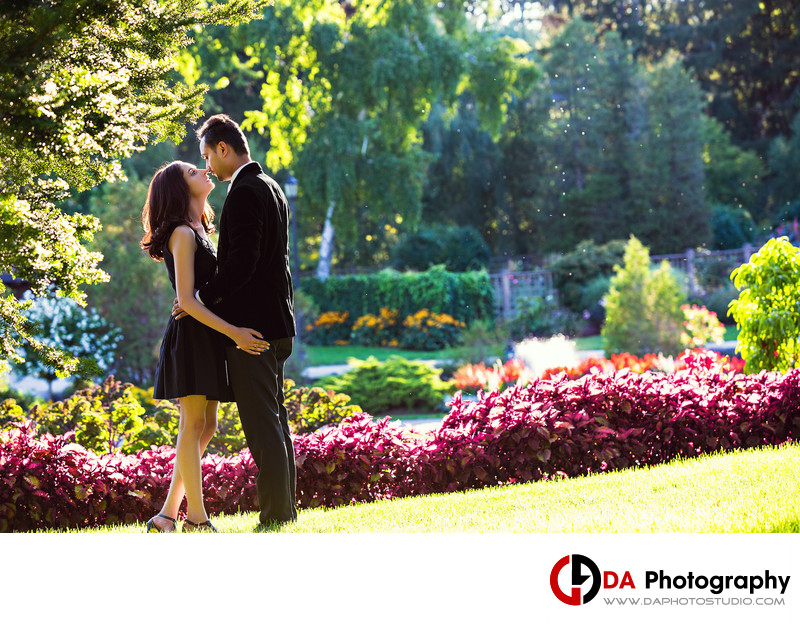 Garden Engagement in Oakville
