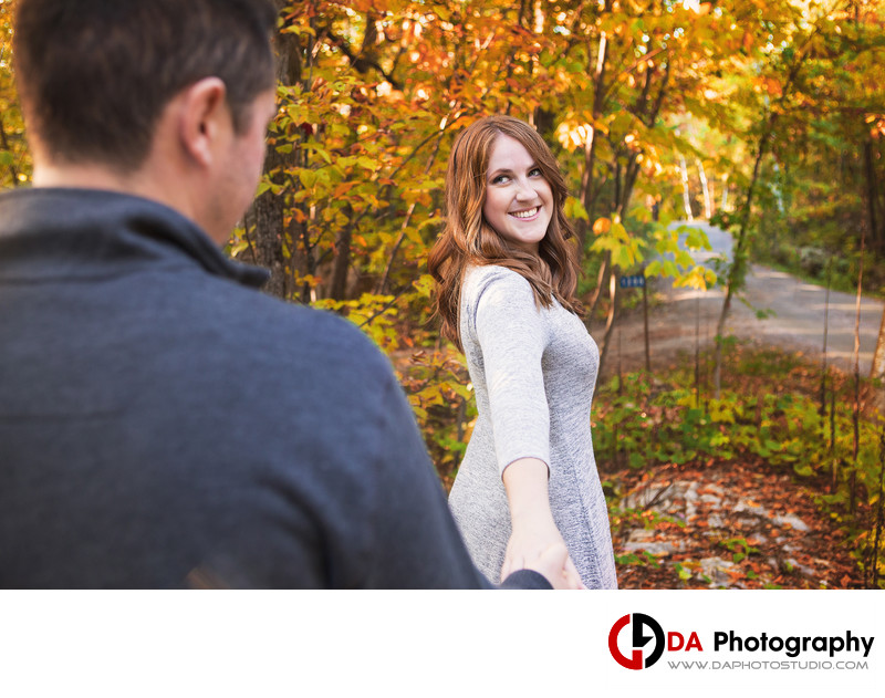 Best Engagement Photographers in Muskoka