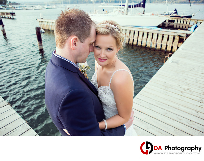Wedding Photography at The Waterfront Centre