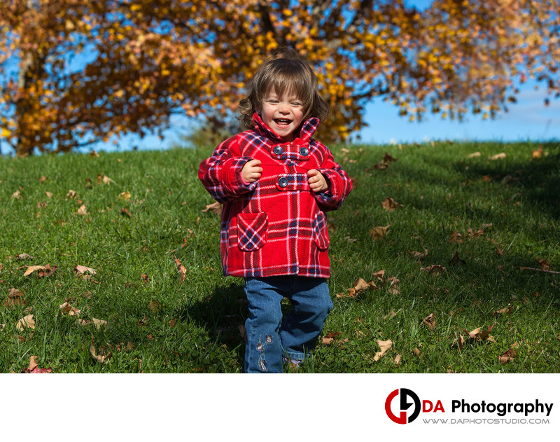 Fall Fun Pictures in Ontario