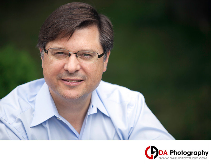 Executive Officers Business Portraits in Mississauga