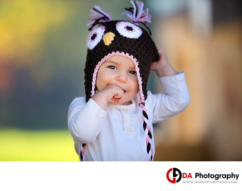 Baby Photographer at Lowville Park