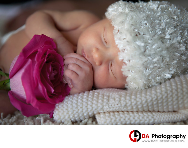 Newborn Photography in Burlington