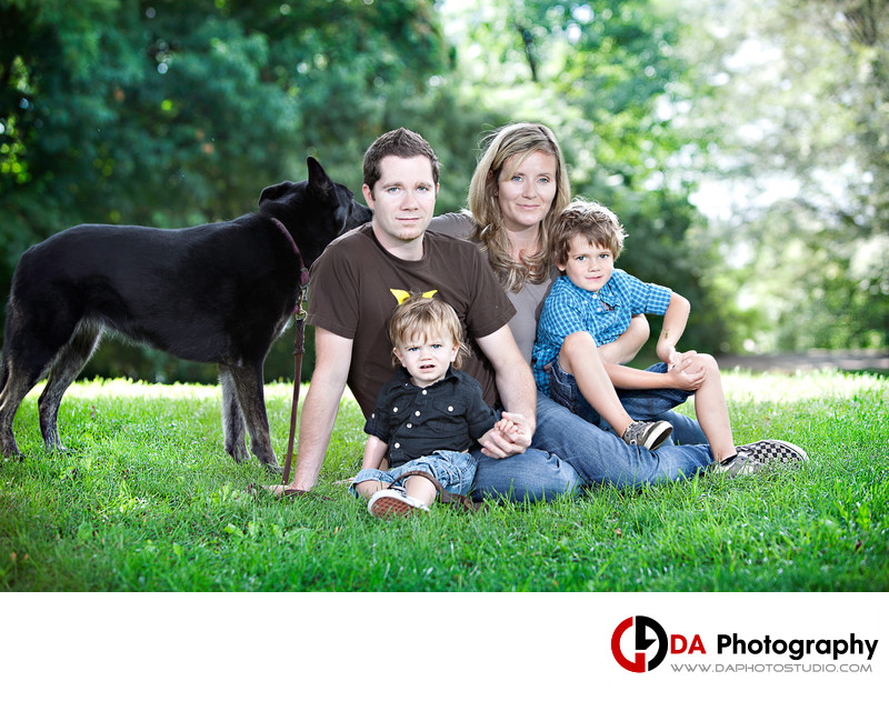 Mississauga Family Photographer at Adamson Estate