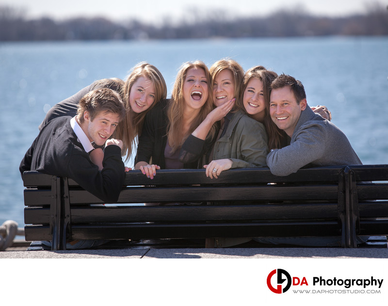 Beach Family Photographer in Toronto
