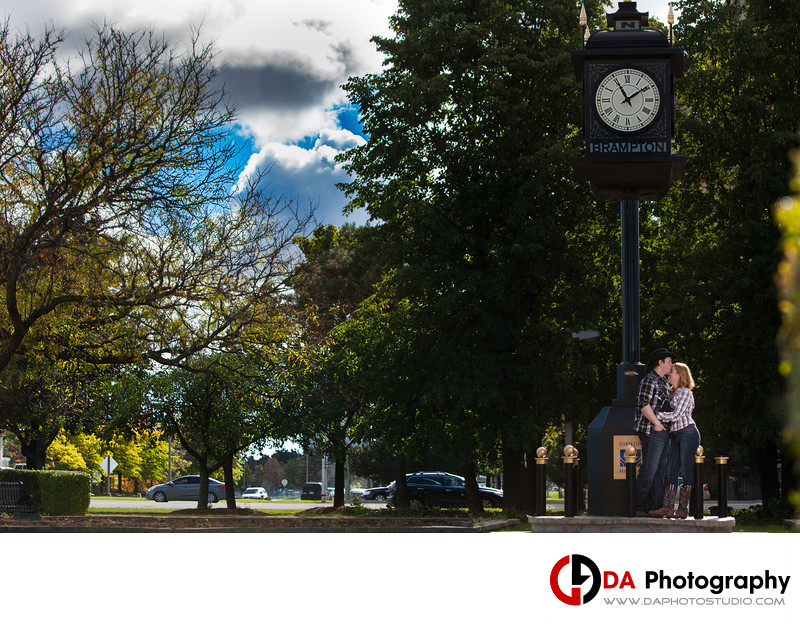 Chinguacousy Park Engagement Photographers