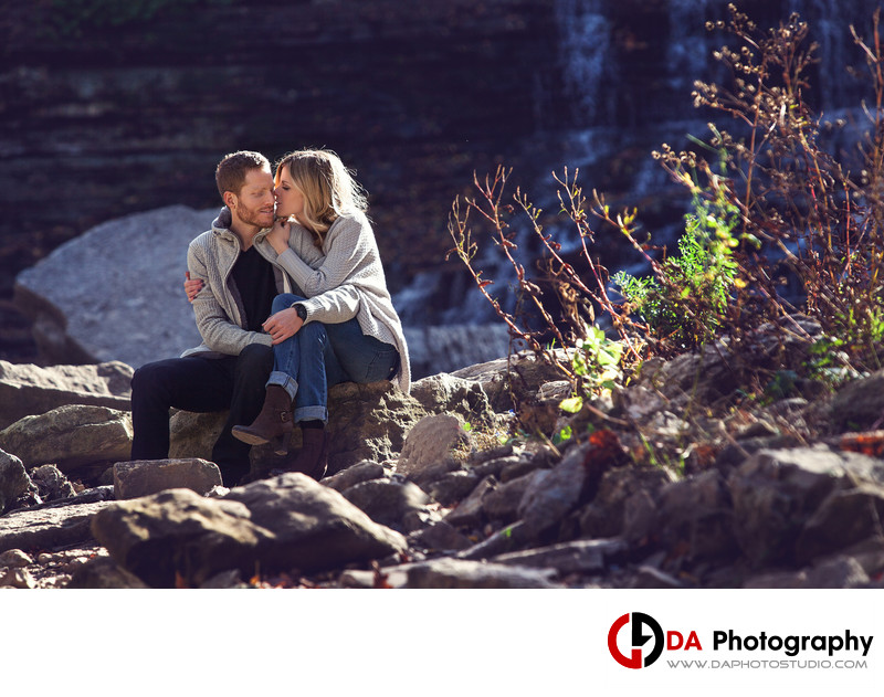 Top Engagement Photographer in Hamilton