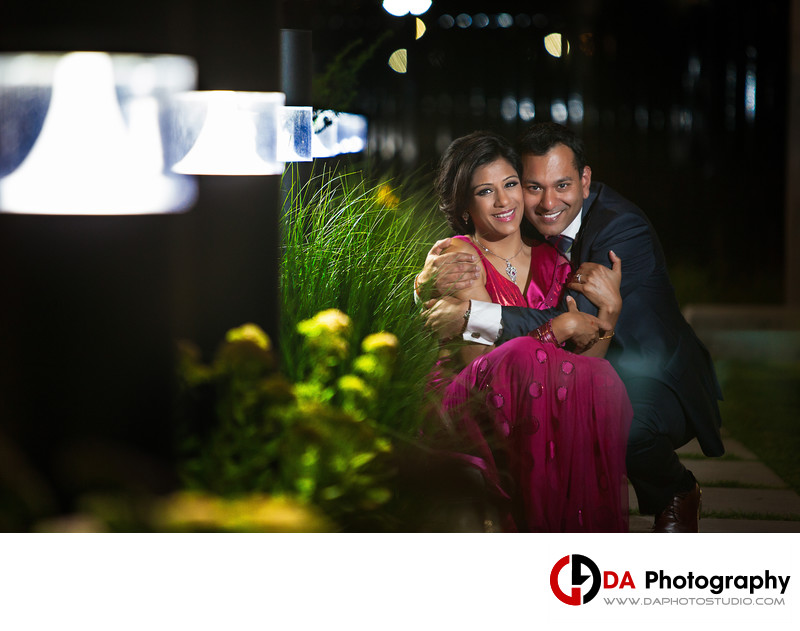 Sangeet Indian Engagement Session at Element Vaughan