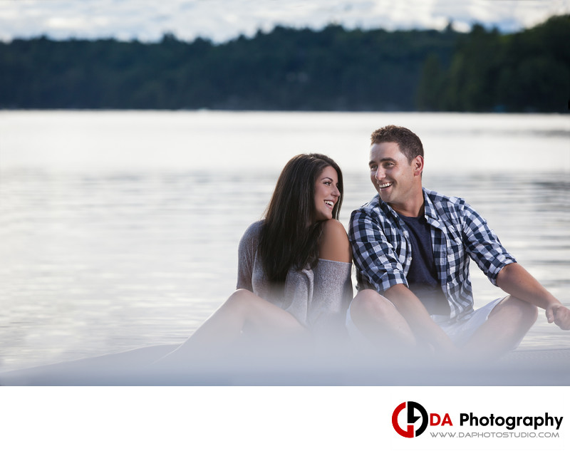 Beach Engagement in Muskoka
