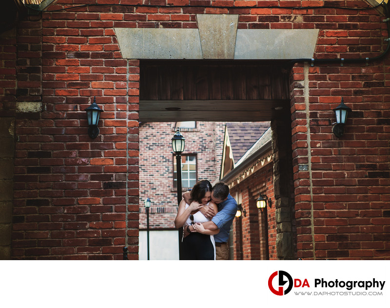 Engagement Photographer for Village Square