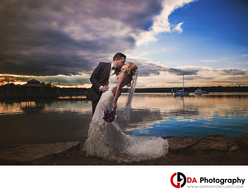 Wedding Photography at Pier Four in Hamilton