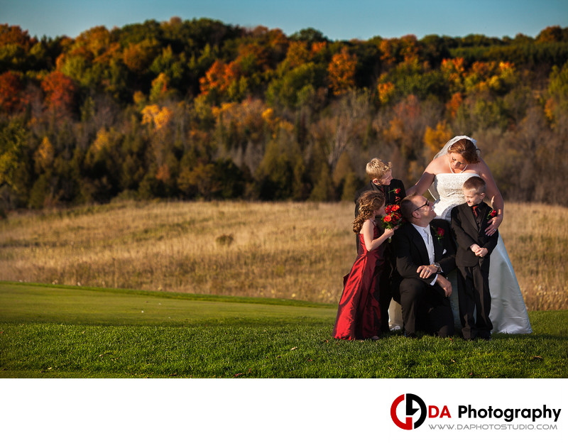 Wedding Photographer at Tangle Creek Golf Country Club