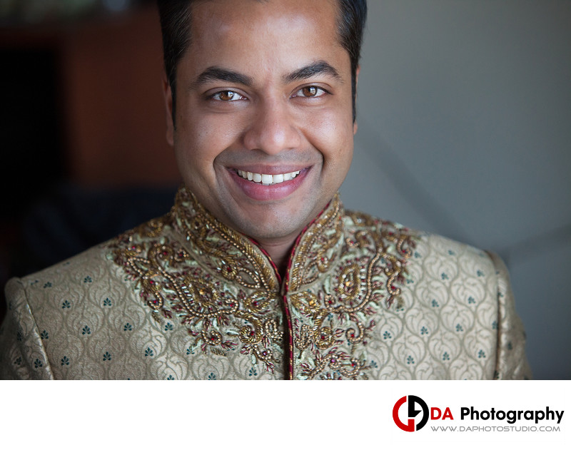 Groom at Grand Empire Banquet And Convention Centre