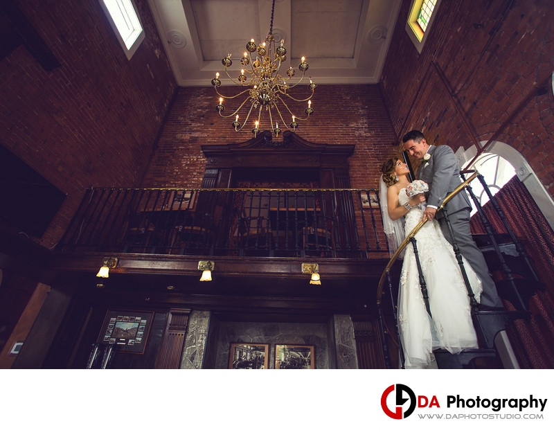 Weddings at The PowerHouse in Stoney Creek
