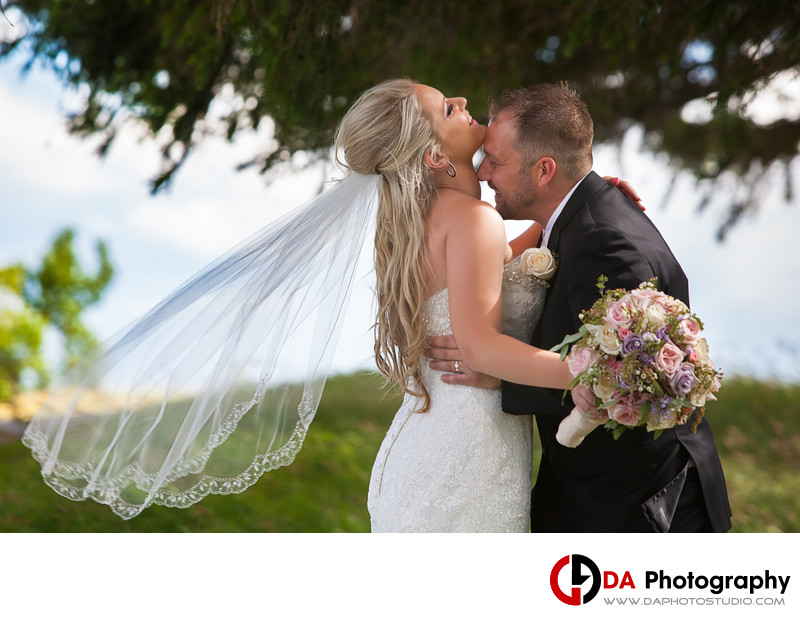 Wedding Photographer for Whistle Bear Golf Club