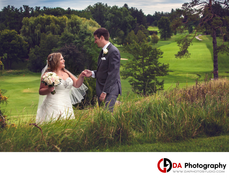 Weddings at Hamilton Golf and Country Club in Ancaster