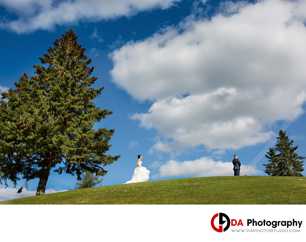Glen Eagle Golf Club Wedding Photographer