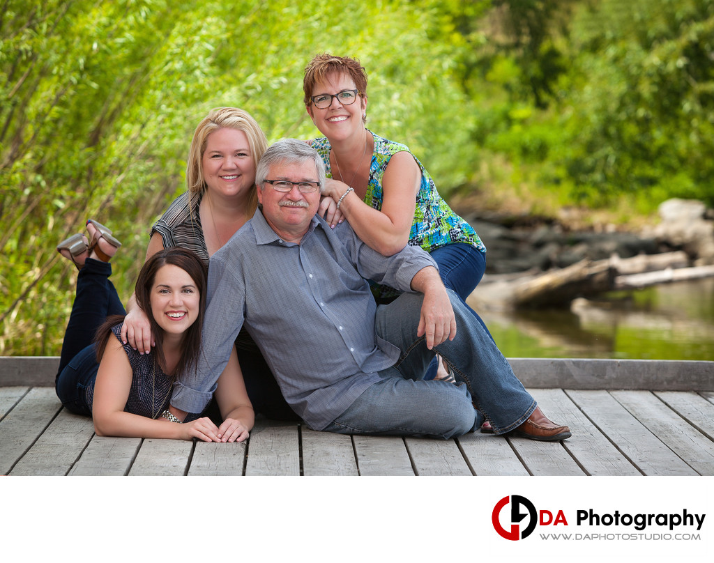 Chinguacousy Park Family Photographers