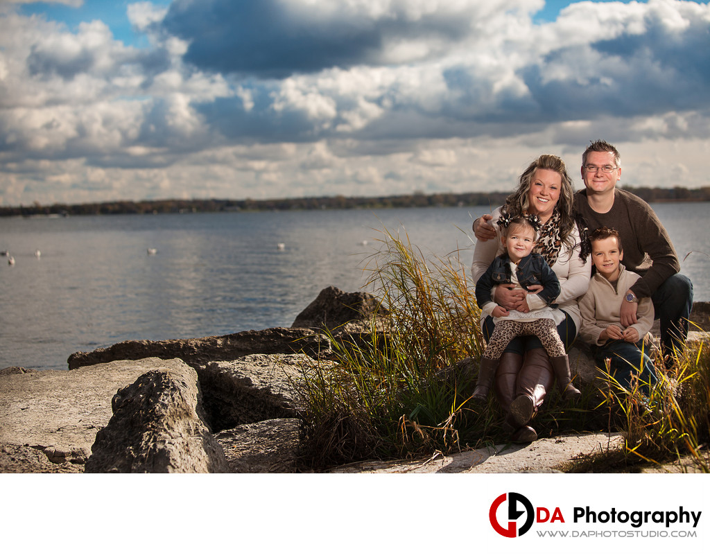 Beach Family Photography in Belleville