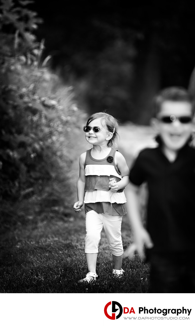 Lifestyle Children Photographer in Burlington