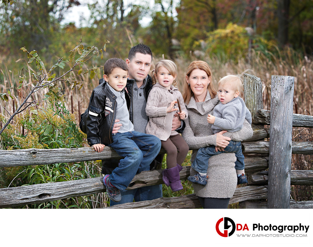 Bronte Creek Provincial Park Family Photographers