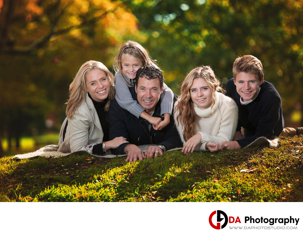 Hamilton Family Photographer at Dundurn Castle