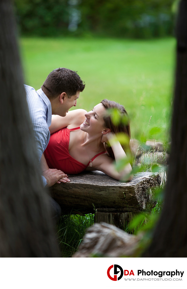 Georgetown Engagement Photographers