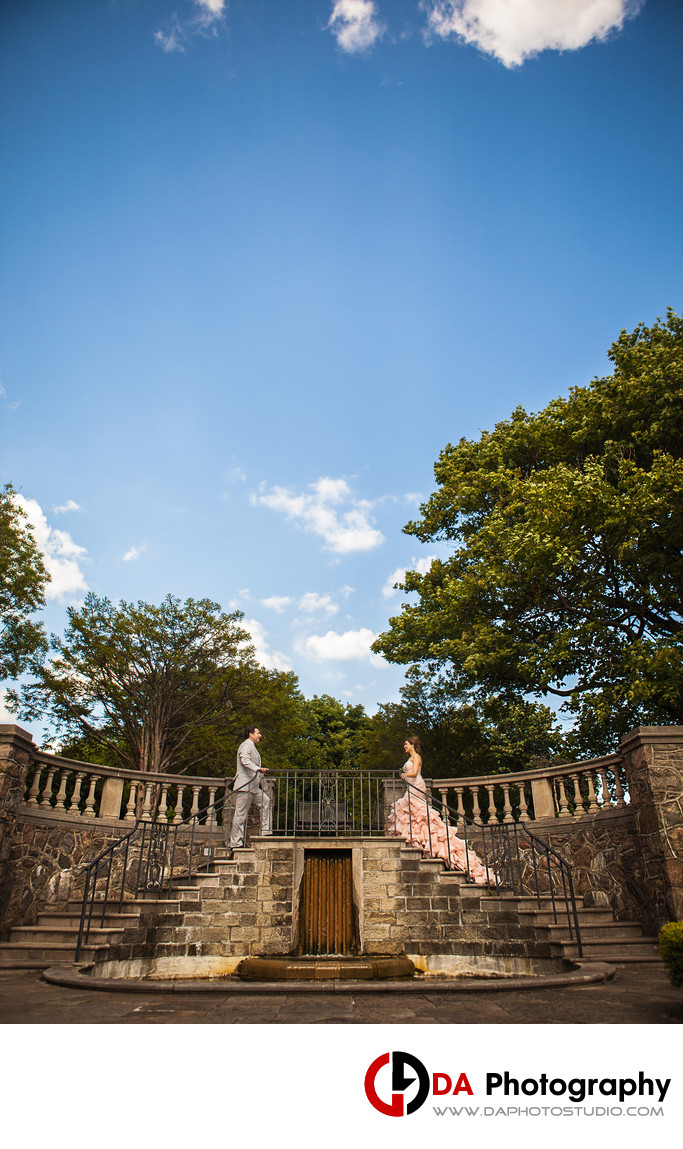 Ballroom Wedding at Graydon Hall Manor
