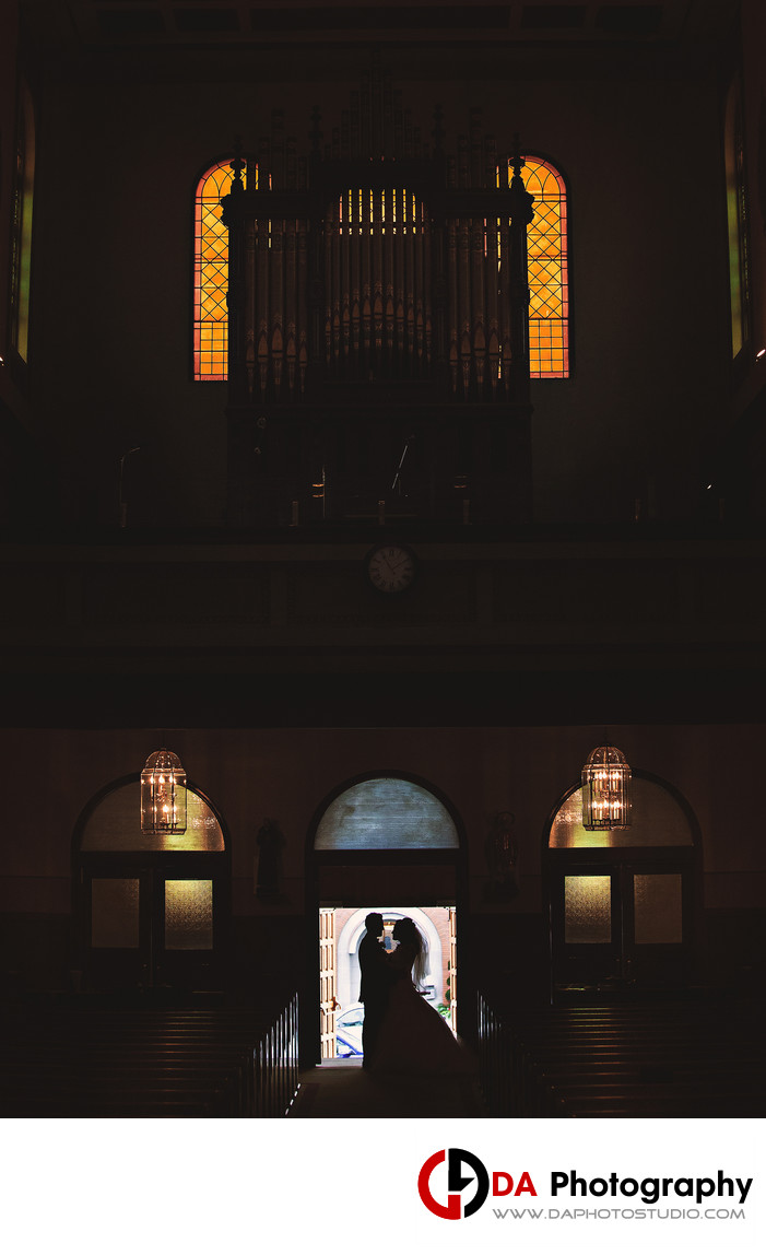 Toronto Church Weddings