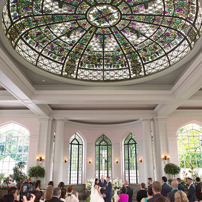 Wedding at Casa Loma in Toronto