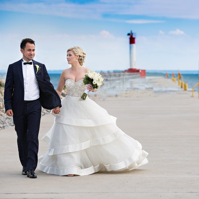 Top Wedding Photographer in Oakville
