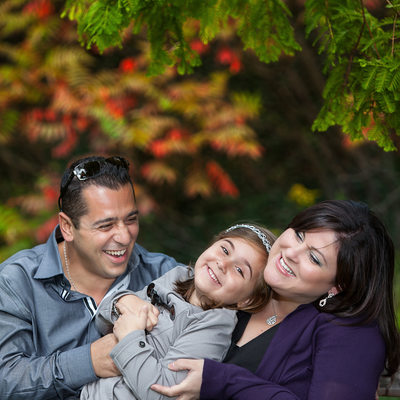 Oakville Family Photographer at Gairloch Gardens
