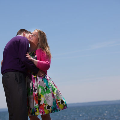 Beach Engagement in Burlington