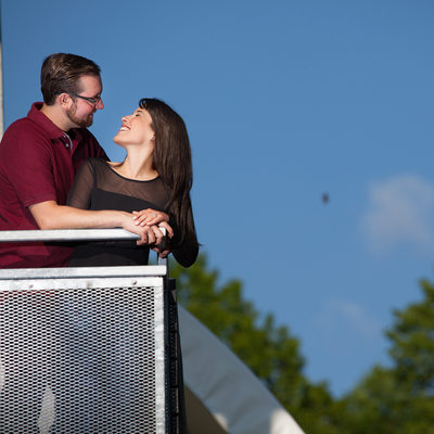 Port Dover Engagement Photographer
