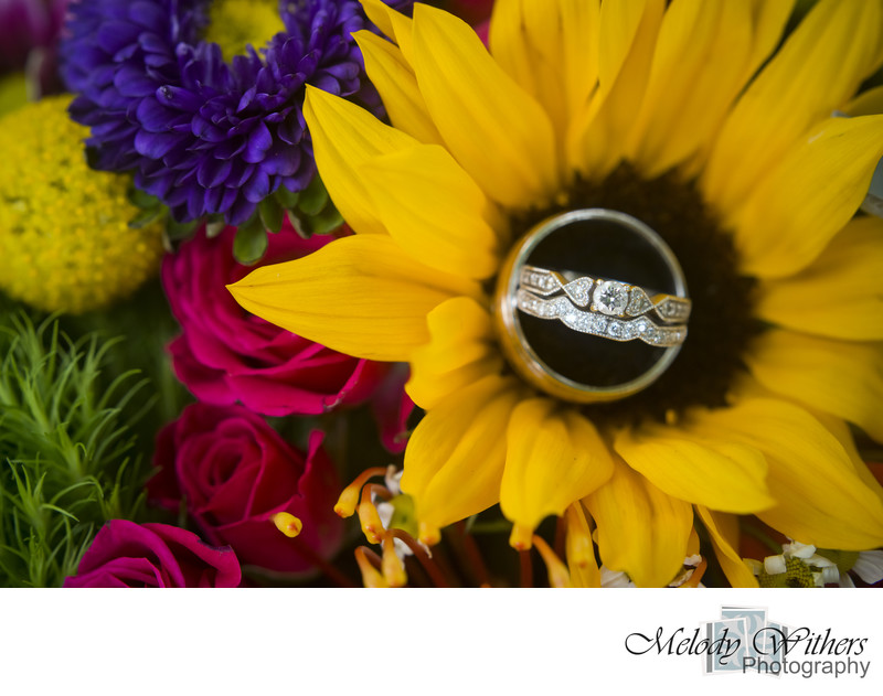 Photography Detail Flowers Ring Indiana