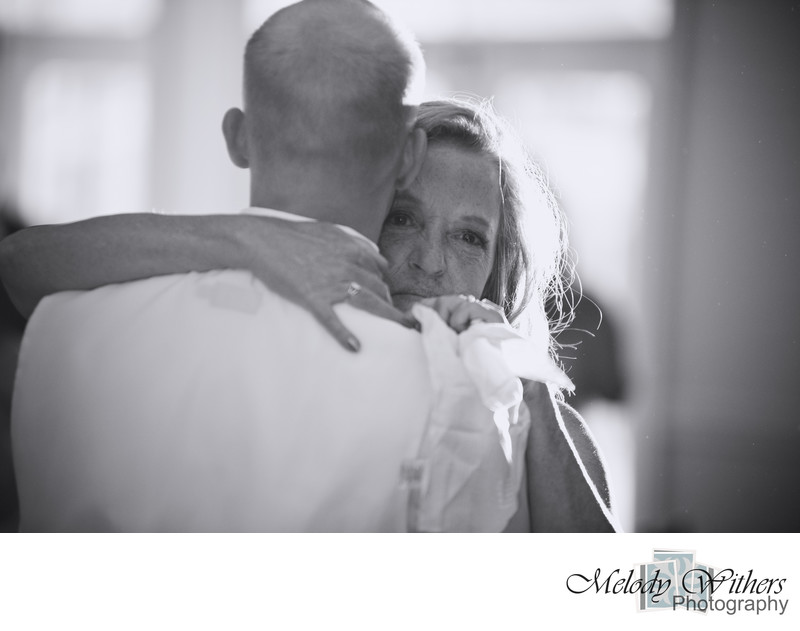 Mother Son Dance Reception Pendleton Indiana Wedding Photographer