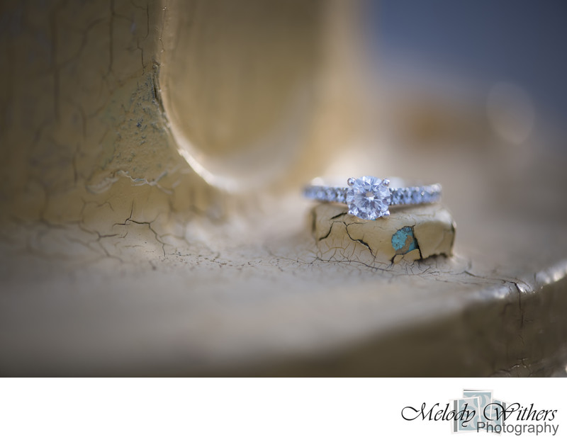 Fort Wayne Engagement Wedding Photographer ring