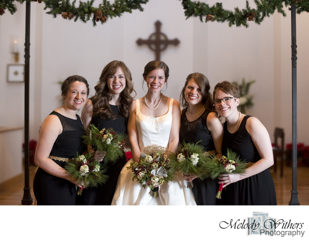 Brides-Bridesmaids-Muncie-Indiana-Photographer