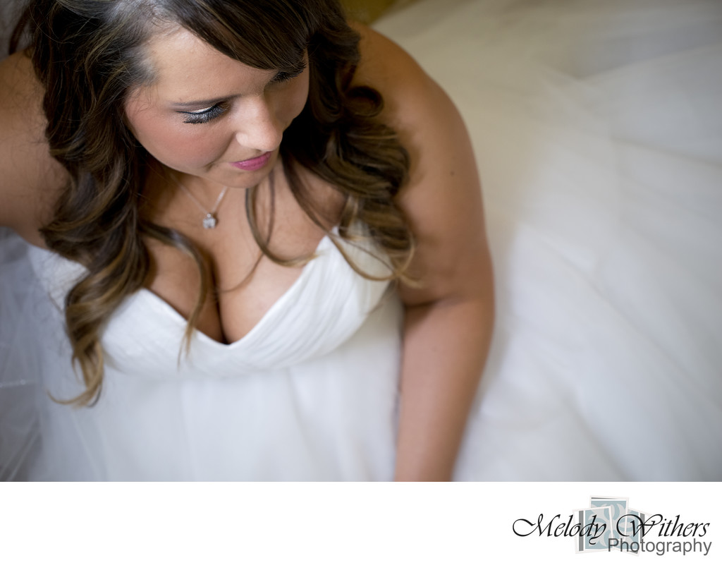 Bride Pendleton Blu Falls Indiana Wedding Photography