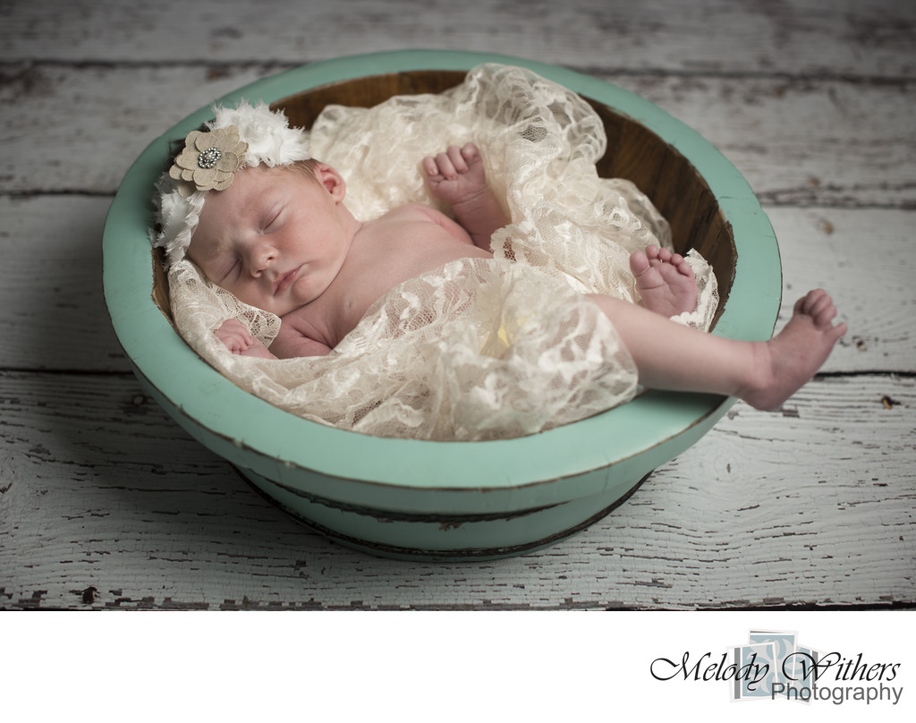 Muncie Indiana Newborn Photographer