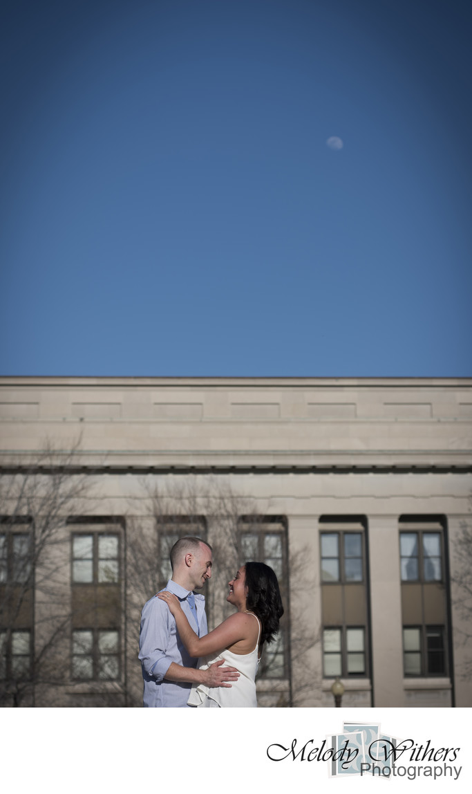 Daymoon Downtown Indy Engagement