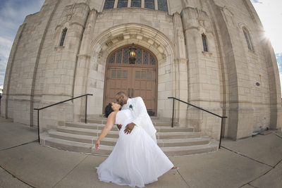First-Baptist-Church-Muncie-Indiana-Wedding-Photography