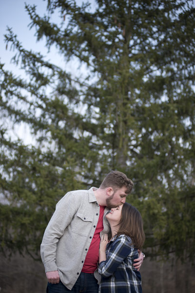 Fort-Harrison-Park-Engagement-Photographer