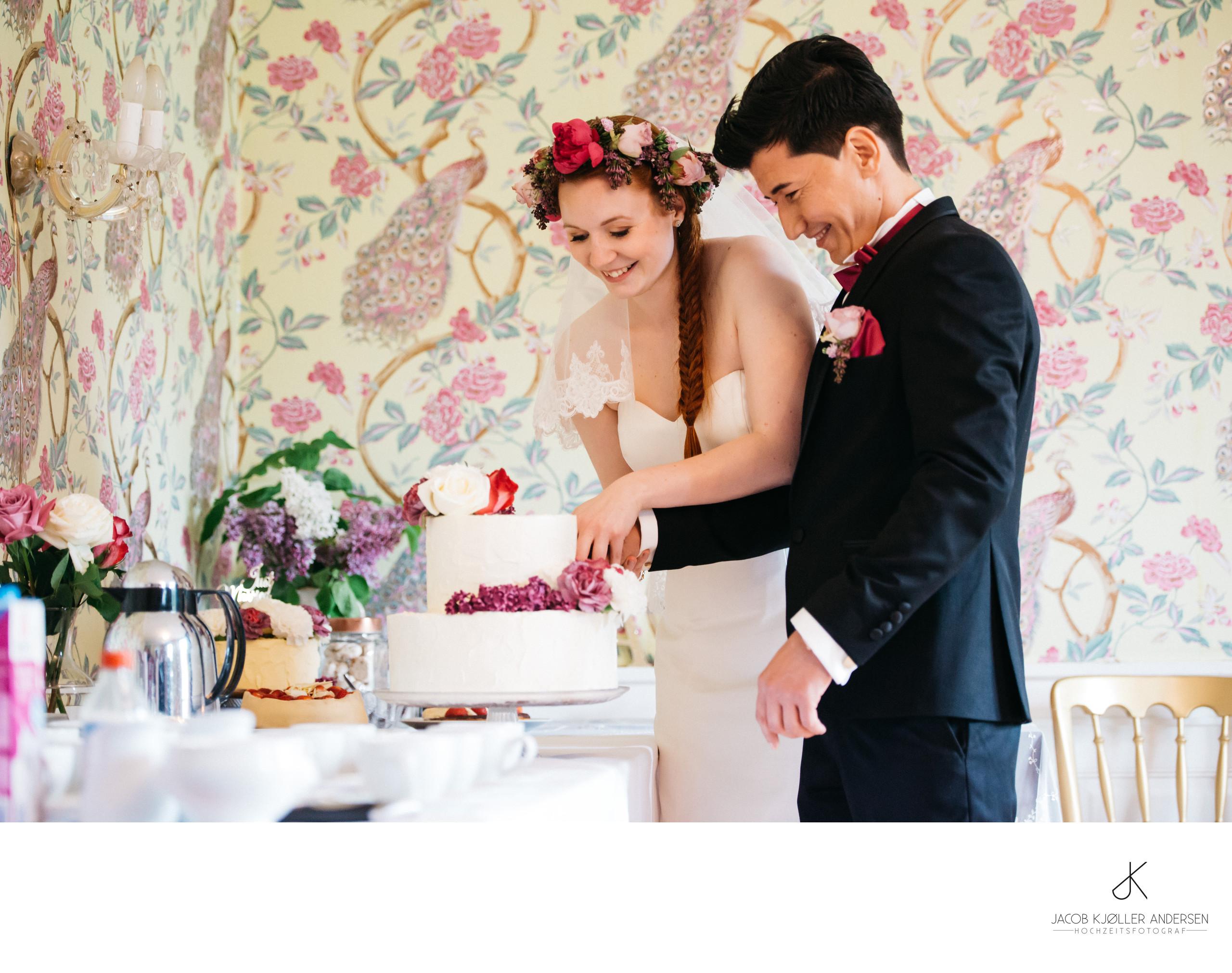 Hochzeitstorte Flensburg