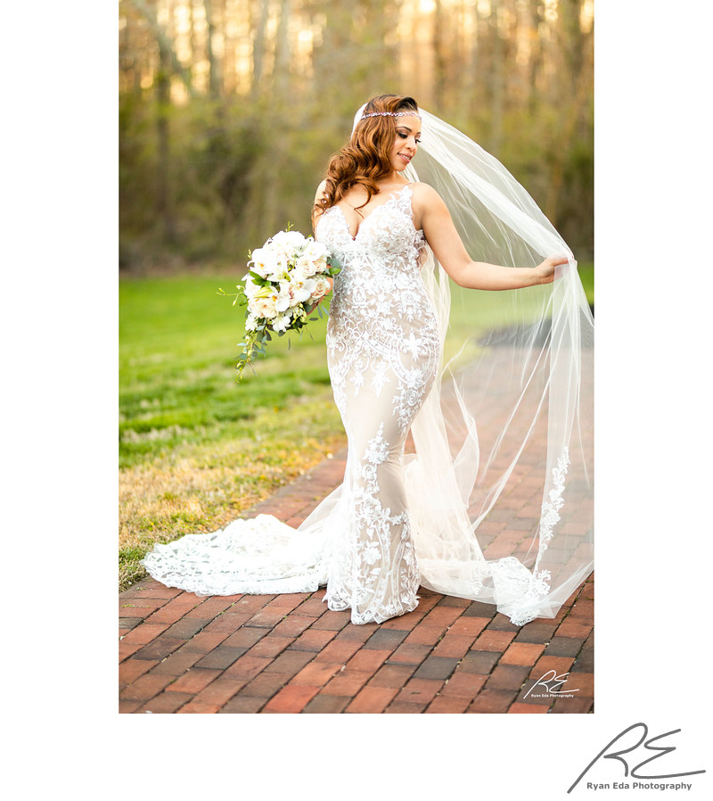 Pen Ryn Wedding Photo