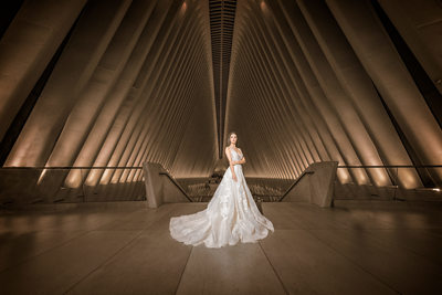 Enzoani Wedding Dress at Oculus New York