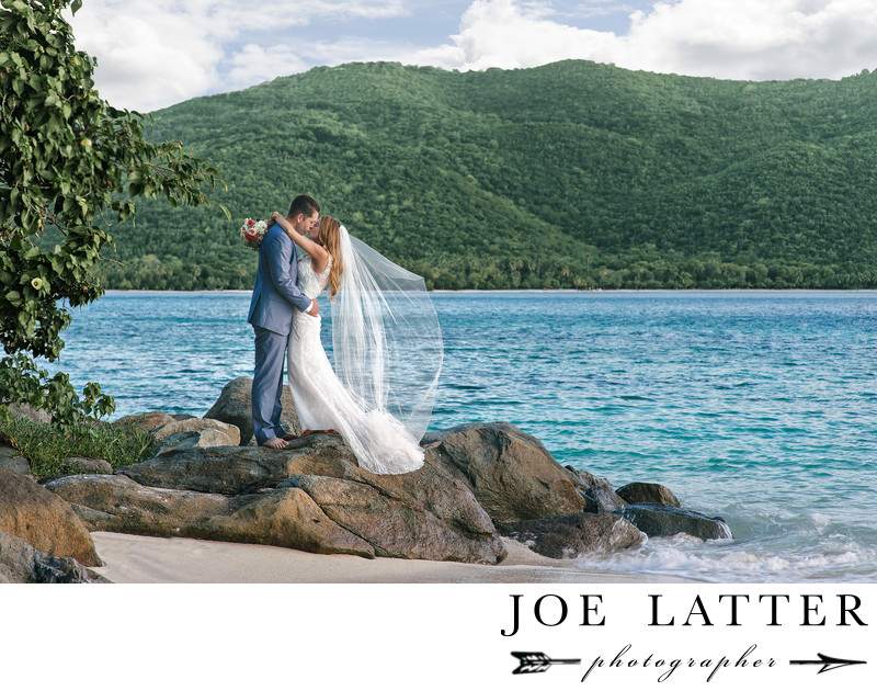 Best Beach Wedding Venue in St. Thomas for Photography