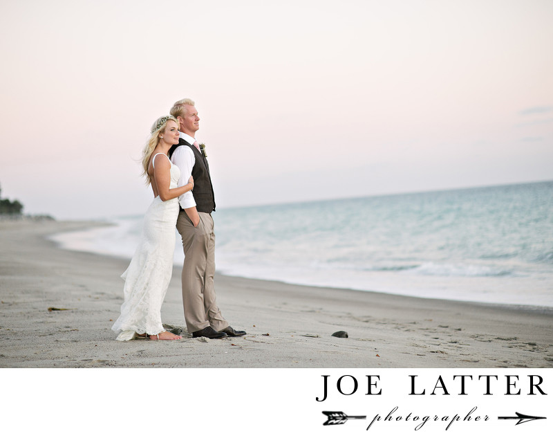 Best Wedding Photographer for a Beach Wedding in San Clemente, California.