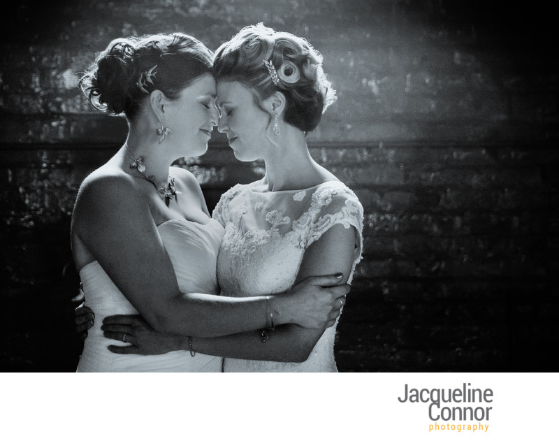Buffalo Same-sex Wedding Photography - Jacqueline Connor Photography