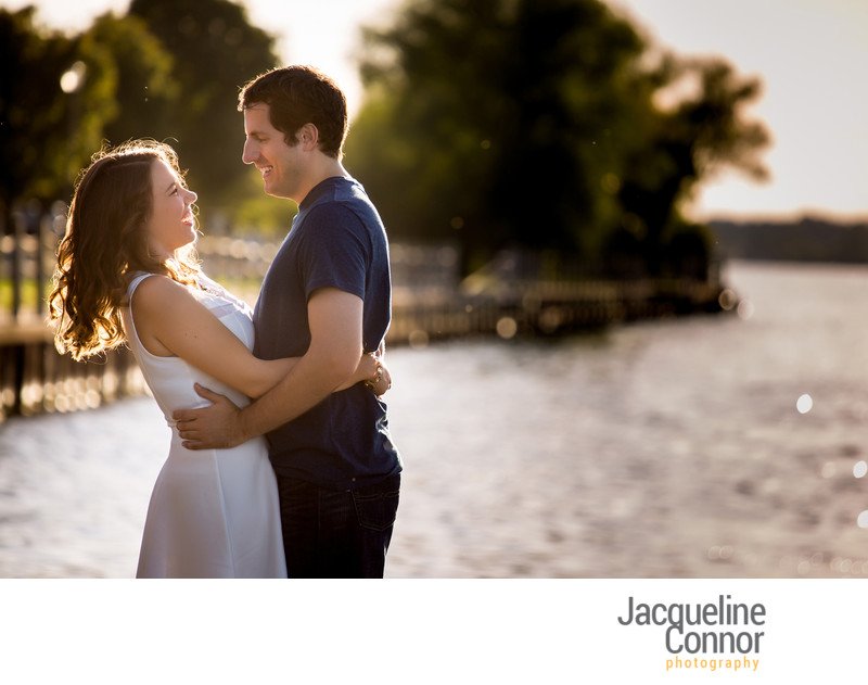 Niawanda Park Engagement Photos - Jacqueline Connor Photography